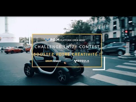 Challenge Twizy Contest | Groupe Renault