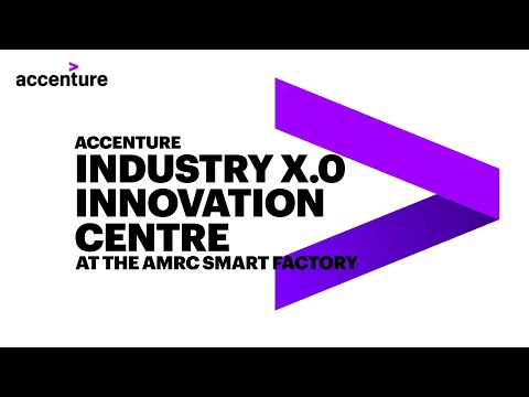 Industry X Innovation Centre Smart Factory at the AMRC Overview