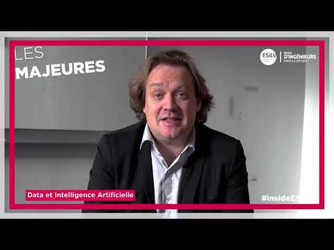 #Majeure Data Intelligence Artificielle