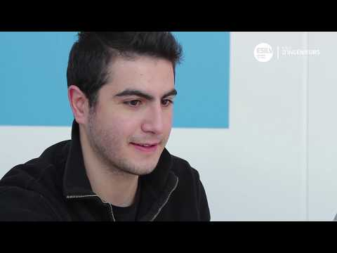 Studying Engineering in France: Meet Jamil from Lebanon
