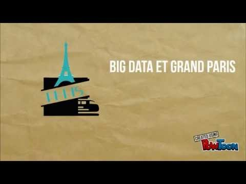 Grand Paris - Application Web de visualisation du métro parisien