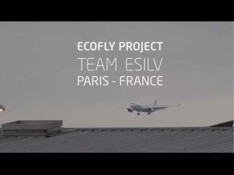 Airbus Fly Your Ideas 2015 - EcoFly Project, Team ESILV