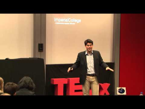 Engineers beyond engineering – the art of being an engineer: Philippe Rival at TEDxImperialCollege