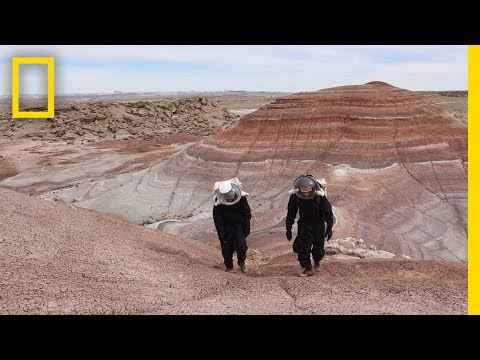 Exploring Mars in Utah | National Geographic