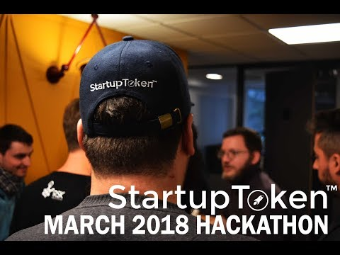 StartupToken March Hackathon