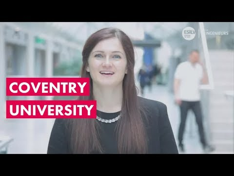Meet our partners : Coventry University