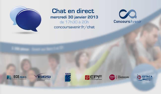 chat concours avenir 2013