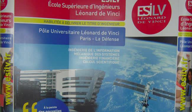 Retrouvez l 39 esilv sur le salon europ en de l 39 education for Salon europeen de l education porte de versailles