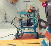la partie mécanique du robot
