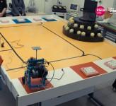 études d'ingénieur en robotique