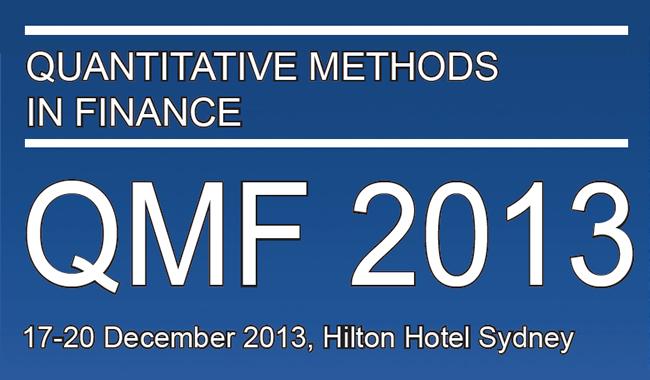 QMF 2013, Sydney, du 17 au 20 décembre