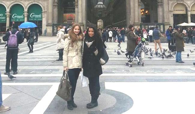 Mobilité Internationale  faire ses études en Italie, en échange universitaire