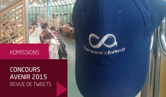 concours avenir 2015  revue de tweets des futurs ing u00e9nieurs  en route vers une pr u00e9pa int u00e9gr u00e9e