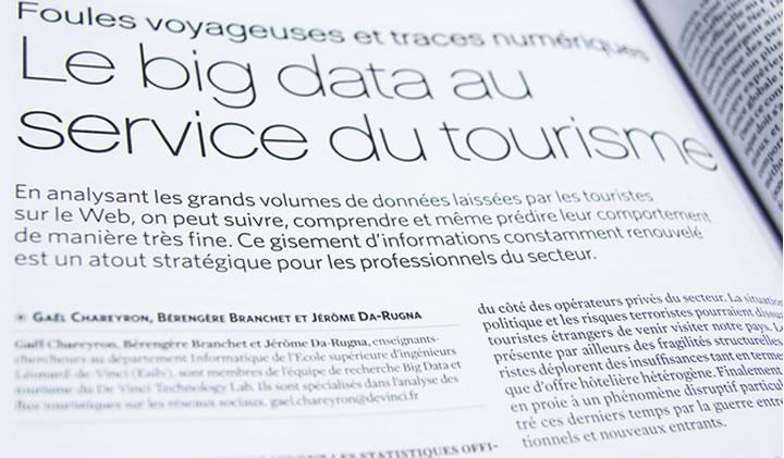 donn u00e9es num u00e9riques et flux touristiques   le big data au service du tourisme