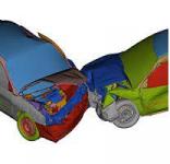 simulation crash test