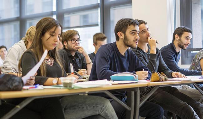 ReStart-PostBac, pour un semestre accéléré en école d'ingénieurs, rentrée en février 2018