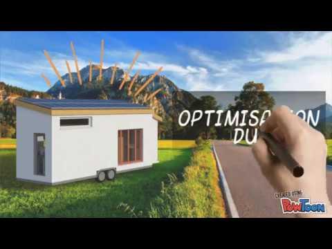 Conception Bim Et Préparation Dune Tiny House La Plus Autonome