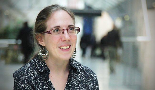 Laure, diplômée du MS Assurance, Big Data et Actuariat