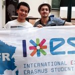 Pole de Vinci joins the Erasmus Student Network