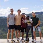 Thierno eleve ingenieur un semestre au mexique
