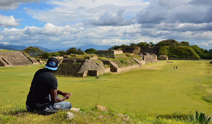 Thierno eleve ingenieur esilv en echange au mexique