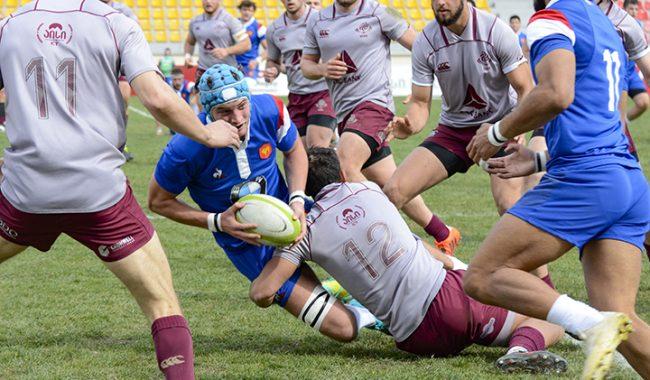 rugby ffr moins 20 ans developpement shn sportif haut niveau coupe du monde rugby bleuets