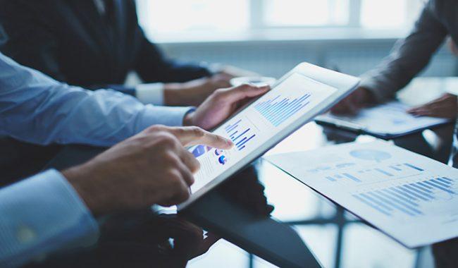 data analysis during meeting