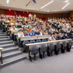 classroom shot from welcome week_Study Engineering Abroad