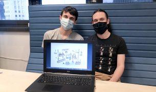 Le projet Harmony porté par deux étudiants ESILV s'inspire du design végétal