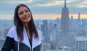 Alyssar, étudiante ESILV, a passé un semestre à Pace University