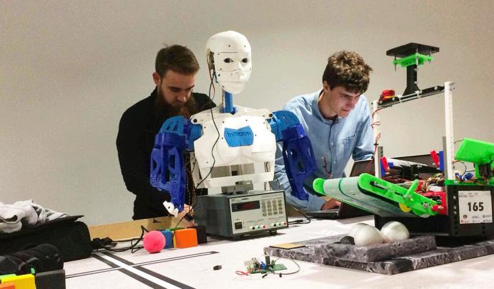 DaVinciBot, l'association de robotique de l'ESILV