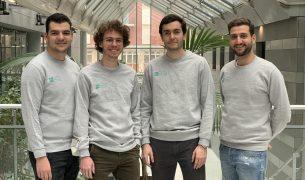 La start-up M3D a été créée par 2 anciens ESILV au Pôle Léonard de Vinci