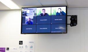 2 étudiants ESILV font partie de l'équipe gagnante du Hackathon EdTech dans le cadre d'un programme Erasmus +