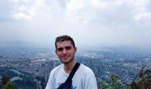 Thomas, étudiants ESILV, a effectué un semestre à Montevideo, Uruguay