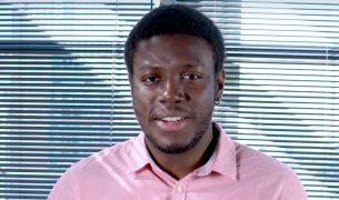 Jean-David Alexandre, étudiant de la majeure Data & Intelligence Artificielle à l'ESILV