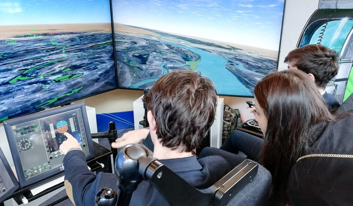 Les projets d'innovation des étudiants ESILV concernent l'ingénierie aéronautique et aérospatiale